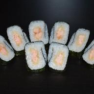Каппа с лососем темпура Фото