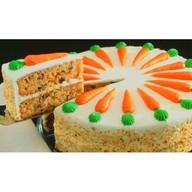 Десерт Морковный Фото