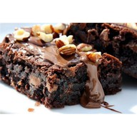 Пирожное Брауни Фото