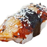 Копченый угорь суши Фото