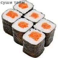 С лососем Фото