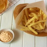 Картофель фри + соус в подарок Фото