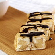 Шоколадно-банановый Фото
