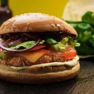 Бургер овощной Фото