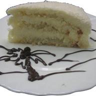 Торт «Кокосовый рай» Фото
