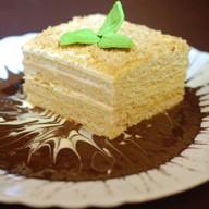 Торт «Медовый» Фото