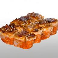 Икура с лососем Фото