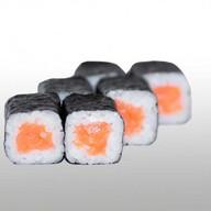 Классический лосось холодного копчения Фото