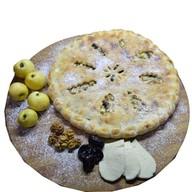 Пирог с Яблоком, черносливом, орехом Фото