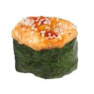 Запеченные суши Фото