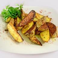Картофель по-деревенски запеченный Фото