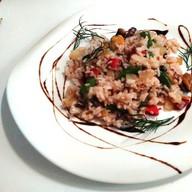 Паэльятта из морепродуктов Фото