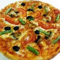 Вегетарианская пицца Фото