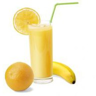 Смузи фруктовый Фото