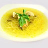 Суп-лапша грибная 1 л Фото