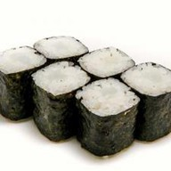 Ролл с масляной рыбой Фото