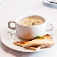 Суп из лесных грибов Фото