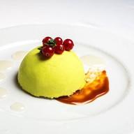 Базилико-лаймовый десерт Фото