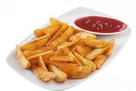 Картофельный дольки - Фото
