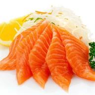 Сашими лосось Фото