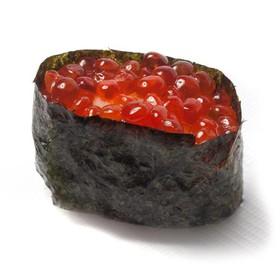 Икура (икра лосося) - Фото