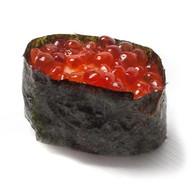 Икура (икра лосося) Фото