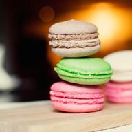 Французское печенье макарун Фото