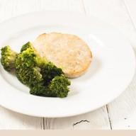 Котлеты из щуки с брокколи (диета) Фото