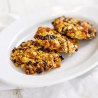 Печенье овсяное диетическое (диета) Фото