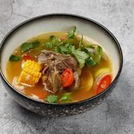 Суп из баранины Фото