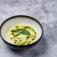 Крем-суп картофельный Фото