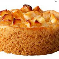 Яблочная тарталетка Фото