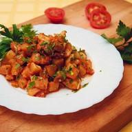 Азу с картофелем (обед) Фото