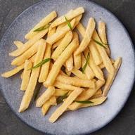 Картофель фри во вкусе Сырный снег Фото