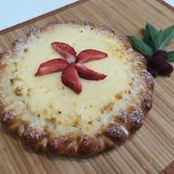 Сметанный пирог Фото