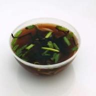 Суп суимоно с угрем (Унаги даши) Фото