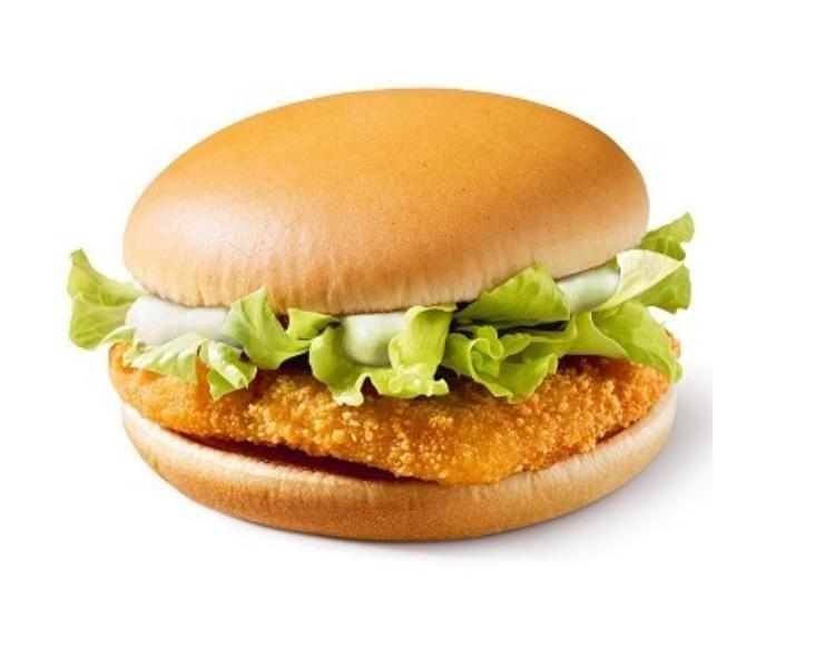 Чикенбургер - с куриной котлетой