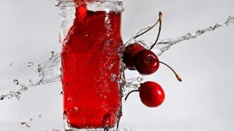 Замороженные вишни без смс